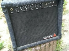 Samick - SM-10 - Amplificateur de guitare - Korea - 1990
