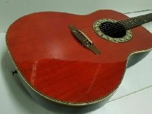 70's OVATION ELECTRO ACOUSTIC - made in USA