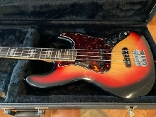 1970's Lawsuit Era Hohner Jazz Bass (MIJ) Japan - OHSC