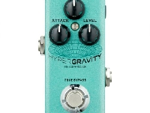 TC Electronic HyperGravity Mini - Compressore a Pedale