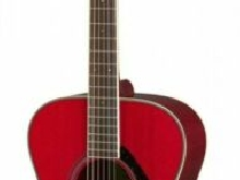 YAMAHA Guitare Acoustique FS Series Rubis Rouge