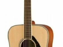 YAMAHA Guitare Acoustique Fg Series Naturel