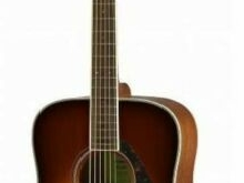 YAMAHA Guitare Acoustique Fg Series Marron Sunburst