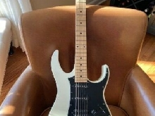 1980's Vester Strat Electric Guitar (MIK)