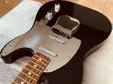 guitare fender telecaster Johnny Hallyday