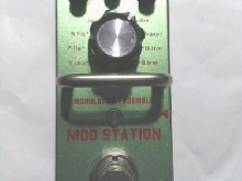 Pedal Effect Guitar Mod Station
