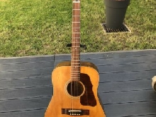 Guitare folk Guild USA D-35 NT