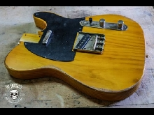 Telecaster 52 Butterscoth Relic Body American Pine original 50's wood