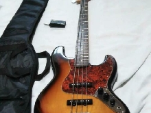 Tokai JAZZ BASS Jazbe