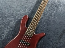 WARWICK Allemand Teambuilt Streamer LX 5St -bordeaux Rouge Satin