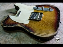 Telecaster 59 style relic body
