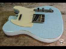 Telecaster Sonic Blue Relic Body