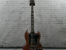 Guitare Electrique Gibson SG Standard 1967 Walnut avec Bigsby